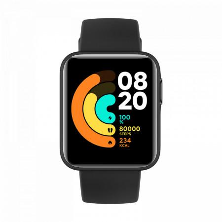 Смарт часовник Xiaomi Mi Watch Lite, Black - ofisitel.bg