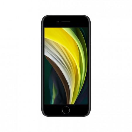 Apple iPhone SE 2020, 128GB, Black - ofisitel.bg