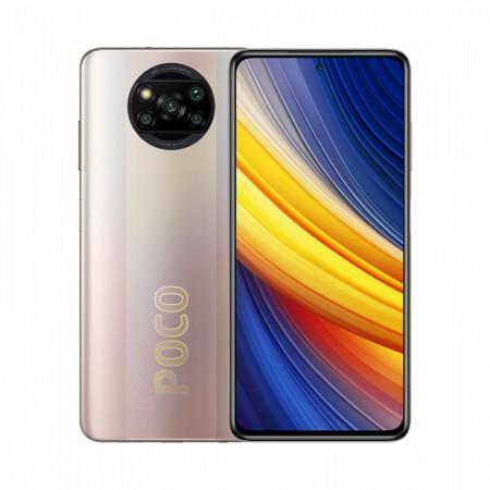 POCO X3 Pro, 128GB, Dual SIM, Metal Bronze - ofisitel.bg