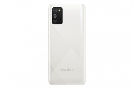 Samsung Galaxy A02s, 32GB, White - ofisitel.bg