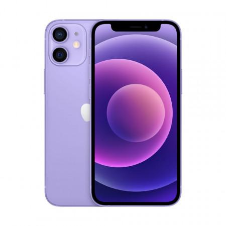 Apple iPhone 12 mini, 128GB, Purple - ofisitel.bg