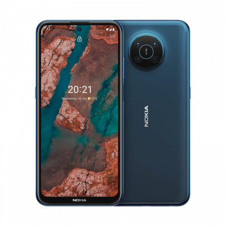 Nokia X20 5G, 128GB, Midnight Blue - ofisitel.bg