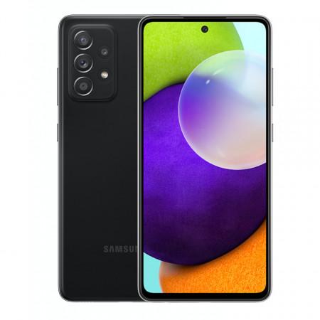 Samsung Galaxy A52, 128GB, Awesome Black - ofisitel.bg