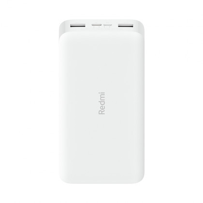 Външна батерия Xiaomi Redmi Fast Charge Power Bank, 20000mAh - ofisitel.bg