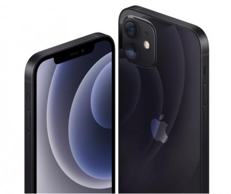 Apple iPhone 12, 128GB, Black - ofisitel.bg