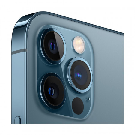 Apple iPhone 12 Pro Max, 128GB, Pacific Blue - ofisitel.bg