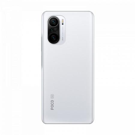 POCO F3 5G, 128GB, Dual SIM, Arctic White - ofisitel.bg