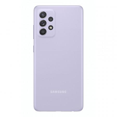 Samsung Galaxy A72, 128GB, Awesome Violet - ofisitel.bg