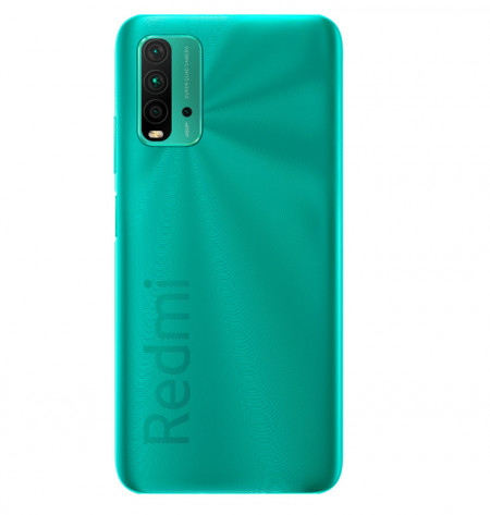Xiaomi Redmi 9T, 64GB, Ocean Green - ofisitel.bg