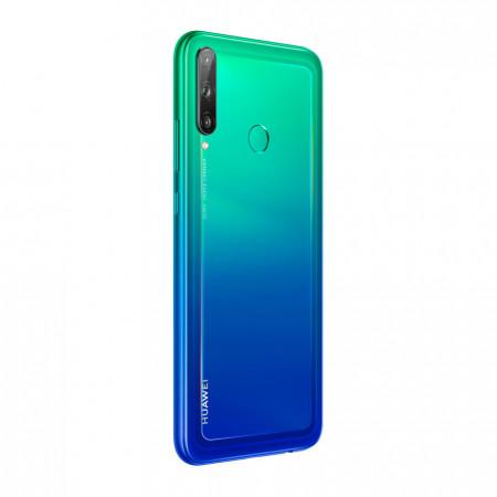Huawei P40 lite E, 64GB, Aurora Blue - ofisitel.bg