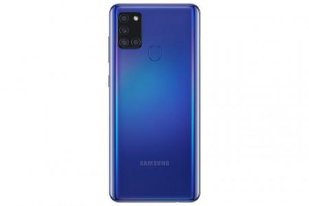 Samsung Galaxy A21s, 32GB, Blue - ofisitel.bg