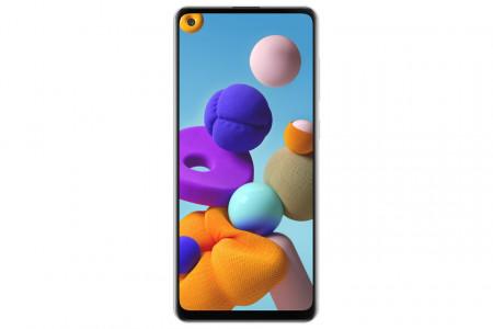 Samsung Galaxy A21s, 64GB, White - ofisitel.bg