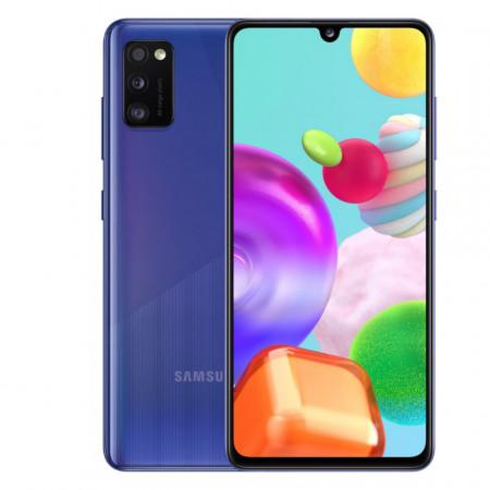 Samsung Galaxy A41, 64GB, Prism Crush Blue - ofisitel.bg