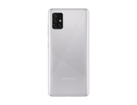 Samsung Galaxy A51, 128GB, Haze Crush Silver - ofisitel.bg