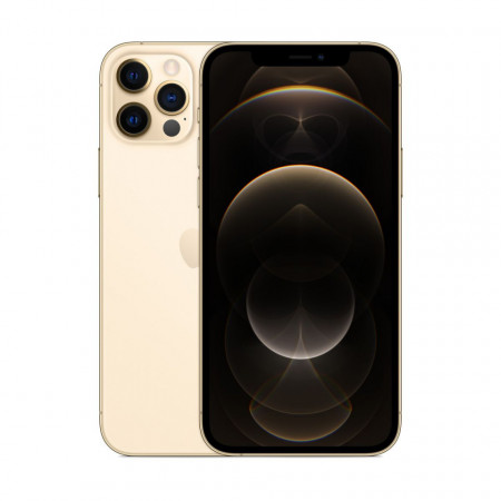 Apple iPhone 12 Pro, 512GB, Gold - ofisitel.bg