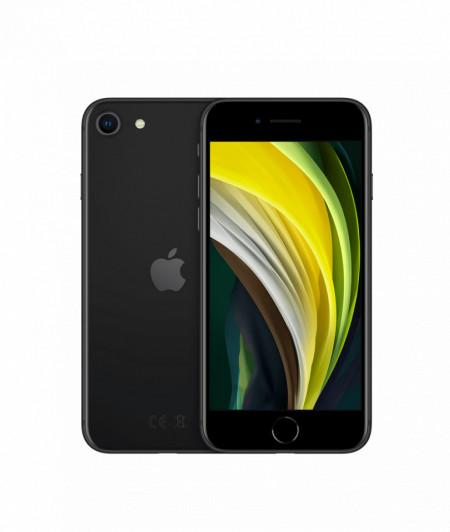 Apple iPhone SE 2020, 64GB, Black - ofisitel.bg