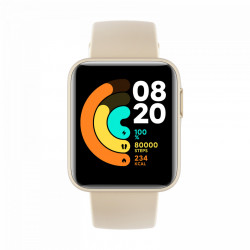 Смарт часовник Xiaomi Mi Watch Lite, Ivory