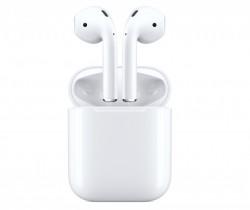 Безжични слушалки  Apple Airpods 2 - ofisitel.bg