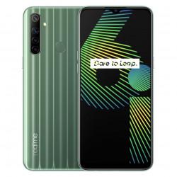 Realme 6i, 128GB, Green Tea