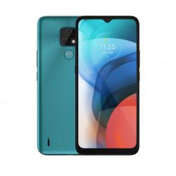 Motorola moto e7, 32GB, Aqua Blue