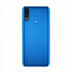 Motorola moto e7 Power, 64GB, Tahiti Blue - ofisitel.bg