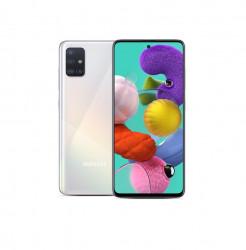 Samsung Galaxy A51, 128GB, Prism Crush White