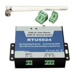 Modul comanda, releu GSM control acces de la distanta