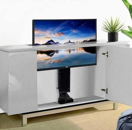 Lift TV cu telecomanda, kit automatizare