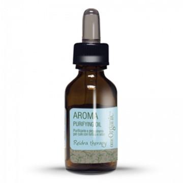 Ulei purifiant - ulei purifiant și detoxifiant pentru scalpurile cu matreata și sebum (bergamota / menta / lamaie / lavandă / eucalipt / pin). Amestec de uleiuri esentiale cu beneficiile adaugate de uleiul de masline si uleiul de marula 20ml