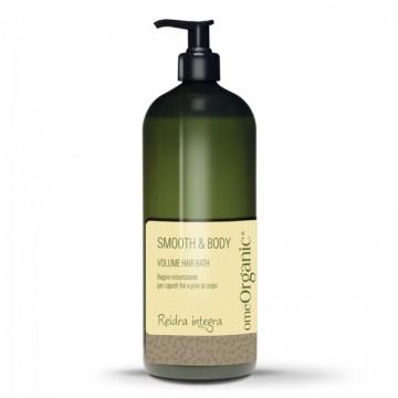 Volume Hair Bath – Șampon pentru volum ideal pentru părul subțire și fără ținută. Conține ulei de măsline și ulei de Marula 1000ml
