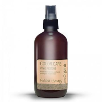 Vitae Restore - Reconstructorul acid rezidual fara limpezire pentru a optimiza durabilitatea culorii părului. Conține ulei de măsline și ulei de marula 250ml