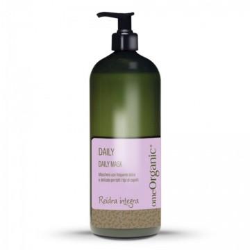 Daily Mask - Mască de păr ușoară și blândă pentru utilizare frecventă. Conține ulei de măsline și ulei de marula 1000ml