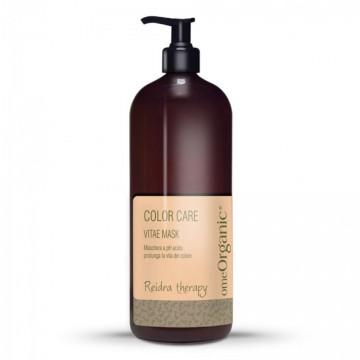 Vitae Mask - Mască de păr cu PH acid pentru a optimiza durabilitatea culorii părului. Conține ulei de măsline și ulei de marula 1000ml