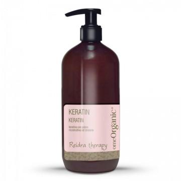 Keratina – Restructurant și hidratant. Conține ulei de măsline și ulei de Marula 500ml