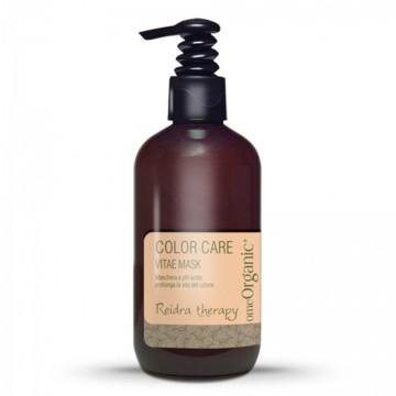 Vitae Mask - Mască de păr cu PH acid pentru a optimiza durabilitatea culorii părului. Conține ulei de măsline și ulei de marula 250ml