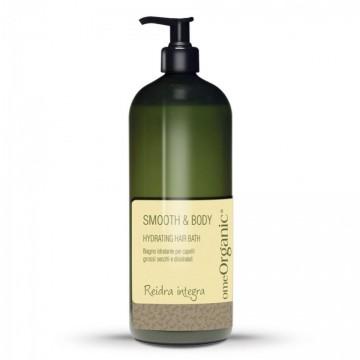 Hydrating hair bath - Șampon hidratant, pentru păr gros, uscat, și deshidratat. Conține ulei de măsline și ulei de Marula 1000ml