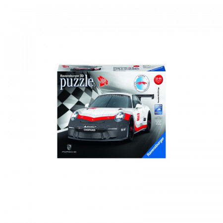 PUZZLE 3D PORCSHE GT3 CUP, 108 PIESE
