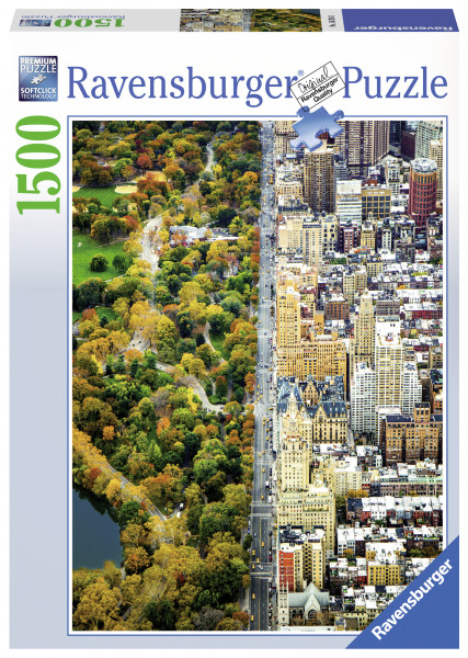 PUZZLE NEW YORK, 1500 PIESE