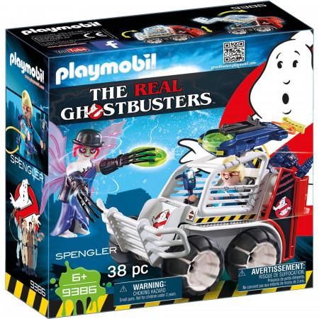 Ghostbuster - Spengler Si Masinuta