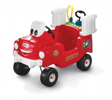 Camion Pompieri Cozy