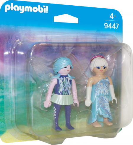 Set 2 Figurine - Zanele Iernii