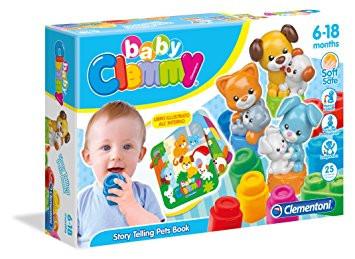 Clemmy -Set Joaca Animalute Domestice