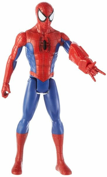 Figurina Spiderman articulatii mobile 30 cm