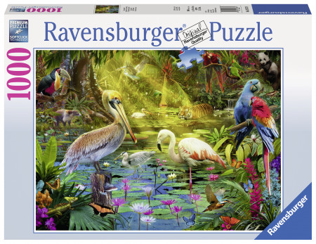 Puzzle Paradis, 1000 Piese