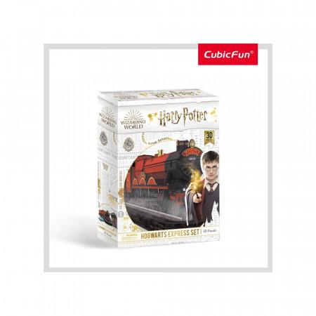 PUZZLE 3D HARRY POTTER-TREN 180 PIESE
