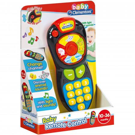 Telecomanda interactiva