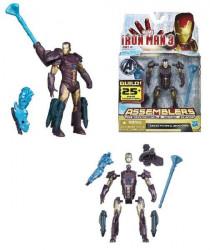 Figurina Iron Man 3 Stealth Tech Assemblers 10cm