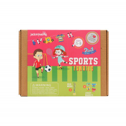 KIT CREATIE 2IN1 IUBITORI DE SPORT