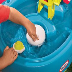 Masuta Pentru Nisip Si Apa Cu Umbreluta