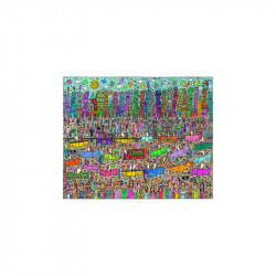PUZZLE JAMES RIZZI, 5000 PIESE